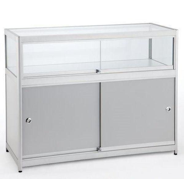 Picture of 1/4 Glass Showcase (R1552)