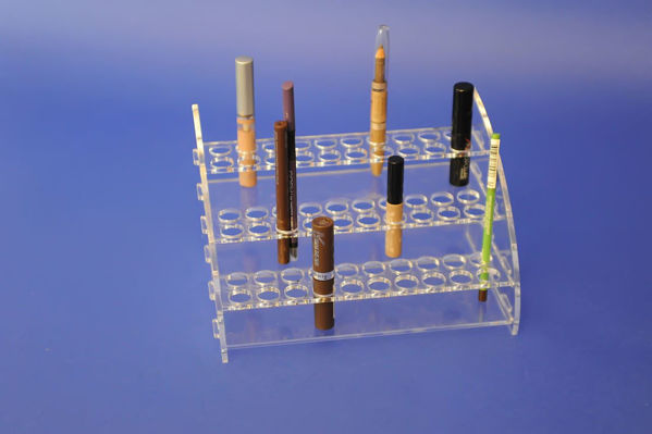 Picture of 3 Tier Makeup Display Stand (60 holes)