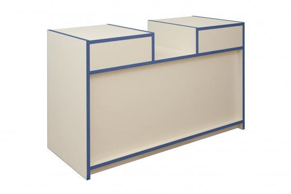 Picture of 500 Series Convenience Counter 1500mm (J5-CNVSLD15)