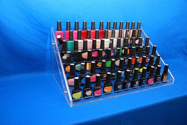 Picture of 6 Tier Tattoo/ Nail Polish Display Stand (Large)