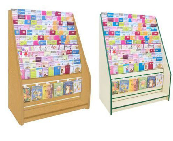 Picture of 700 Series 12 Tier Card Rack 1000mm (J7-CR12T-10)