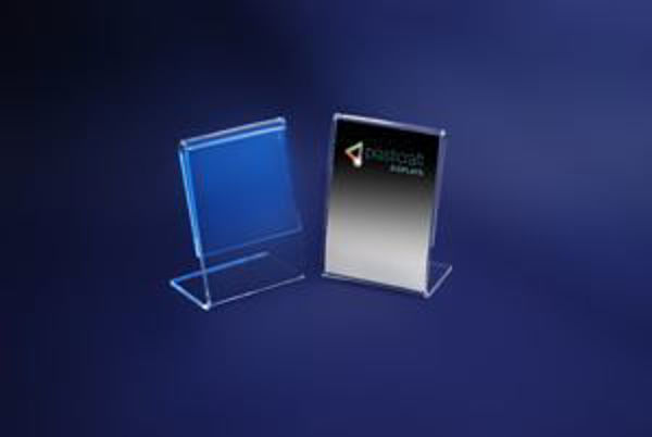 Picture of A10 Portrait Freestanding Menu Holder