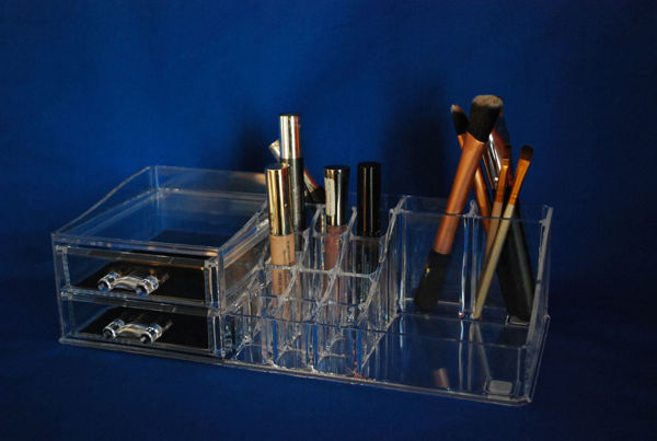 Picture of Cosmetic organiser 2 draw (6207)
