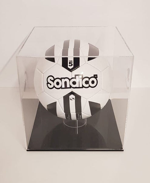 Picture of Football Display Case