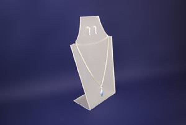 """Picture of Frosted 250mm (10"""") Bust"""