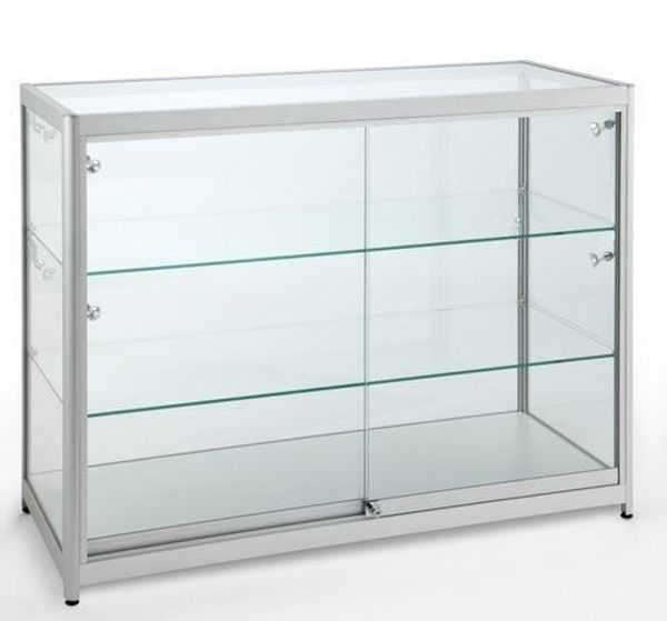 Picture of Full Glass Showcase (R1556A)