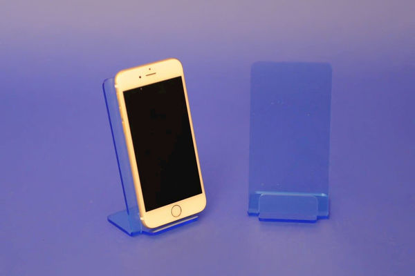 Picture of Large Neon Phone Stand Blue