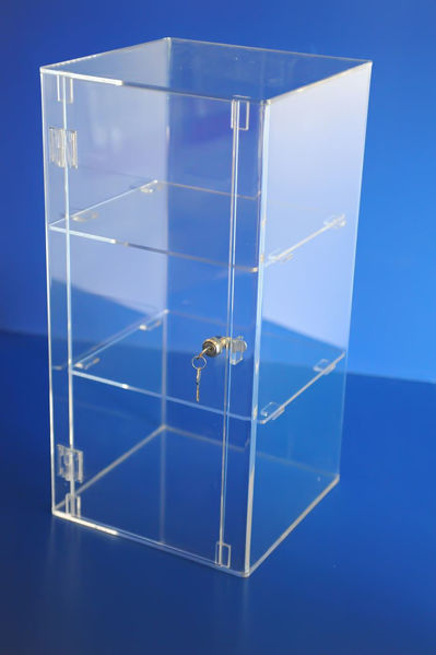 Picture of Lockable Display Cabinet 600 x 300 x 300