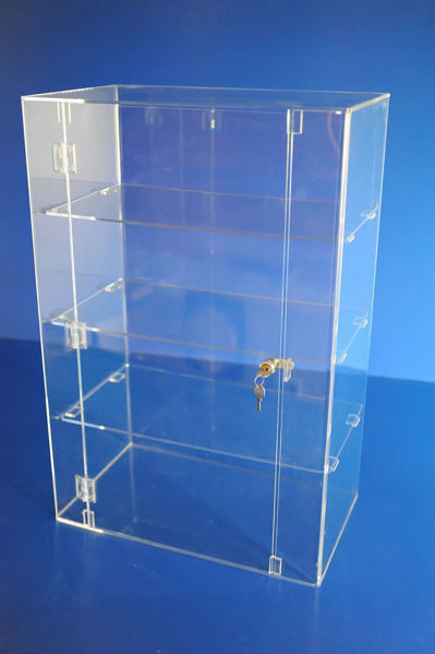 Picture of Lockable Display Cabinet 750 x 500 x 300mm