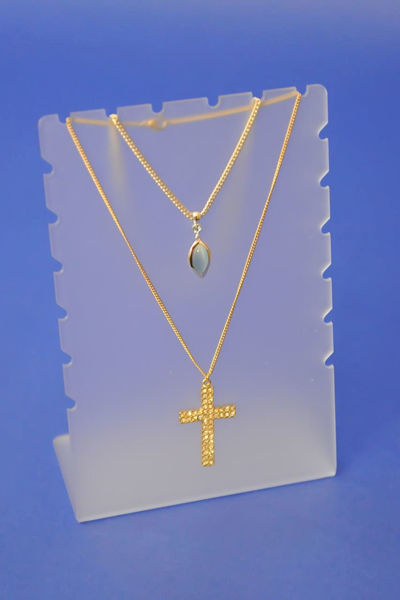 Picture of Multi Chain Display Stand Frosted