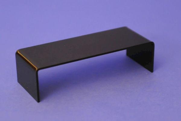 Picture of Single Bridge Black 190 x 50mm