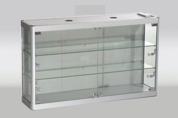 Picture of Wall Glass Showcase (R1557)