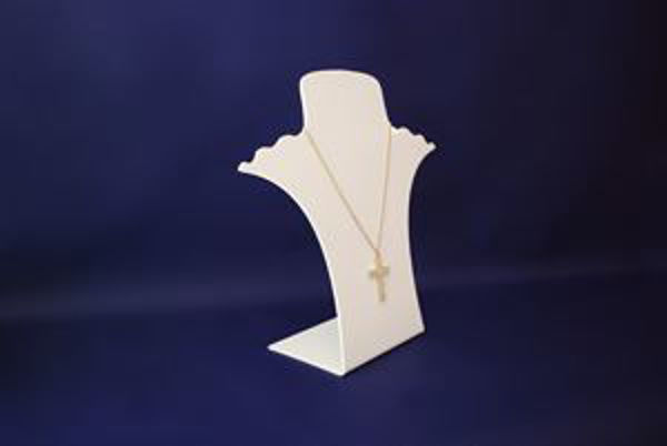 """Picture of White 300mm (12"""") Bust"""