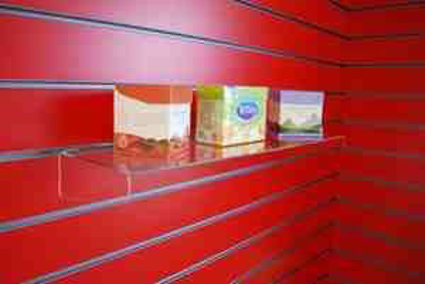 Picture of Supported Shelf 600 x 200
