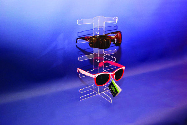 Picture of Freestanding sunglasses display